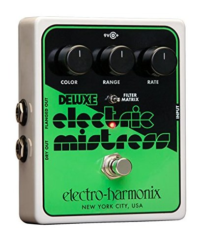Image 0 of Electro Harmonix Deluxe Electric Mistress XO Analog Flanger with Power Supply