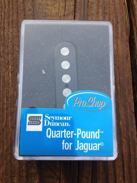Seymour Duncan SJAG-3B Quarter Pound Jaguar Bridge Pickup for Fender Guitar NEW