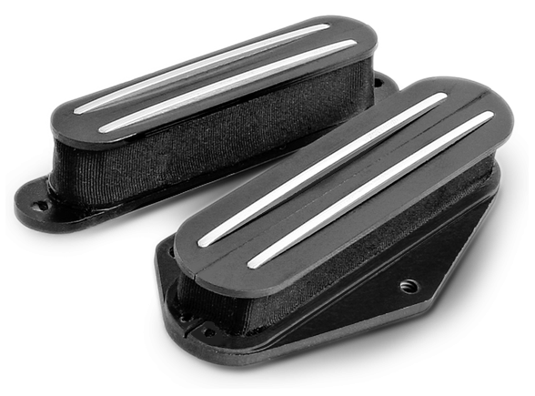 Image 2 of JBE Danny Gatton T Tele Telecaster Pickup Set BLACK (forrmerly Joe Barden)