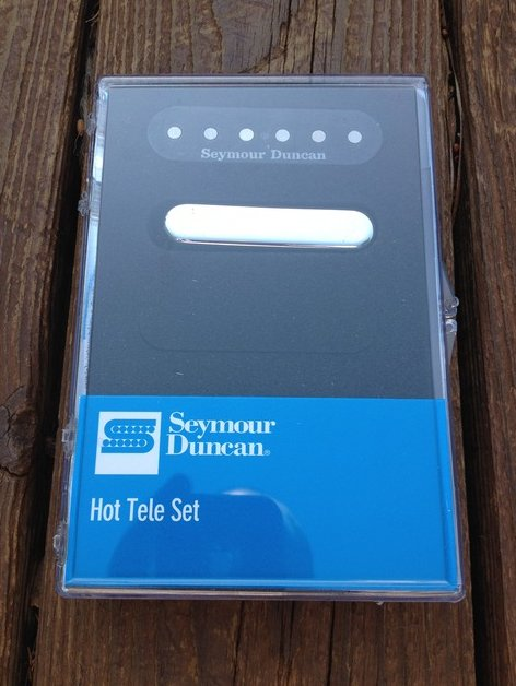 Seymour Duncan Hot for Tele Pickup Set Fender Telecaster Bridge & Neck 11208-11