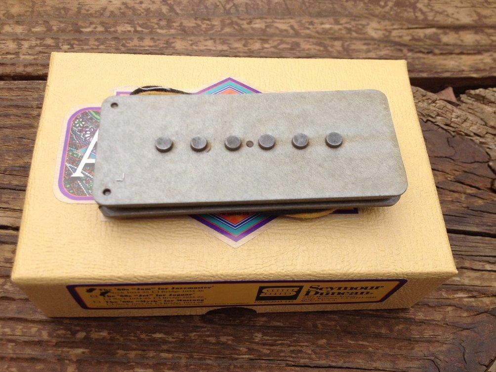 Seymour Duncan Antiquity II Fender Jazzmaster Jam 60's Neck Guitar Pickup