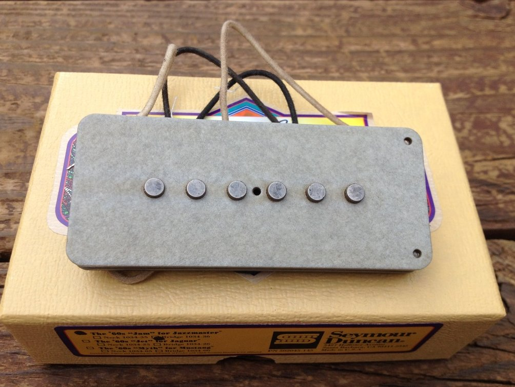 Seymour Duncan Antiquity II Fender Jazzmaster Jam 60's Bridge Guitar Pickup