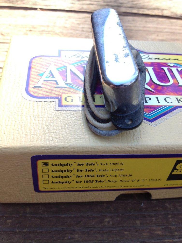 Image 1 of Seymour Duncan Antiquity for Telecaster NECK Pickup Fender Tele