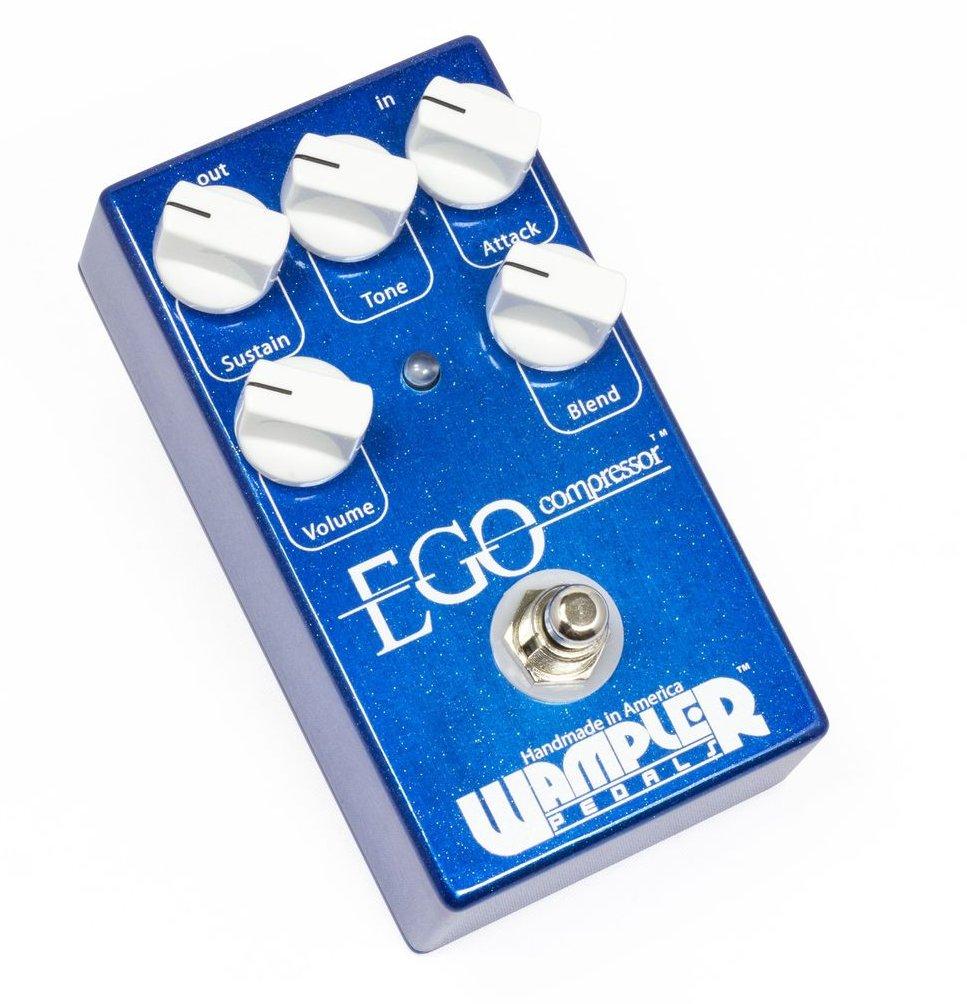 Wampler Ego Compressor Guitar Effect Pedal - Authorized Dealer NEW