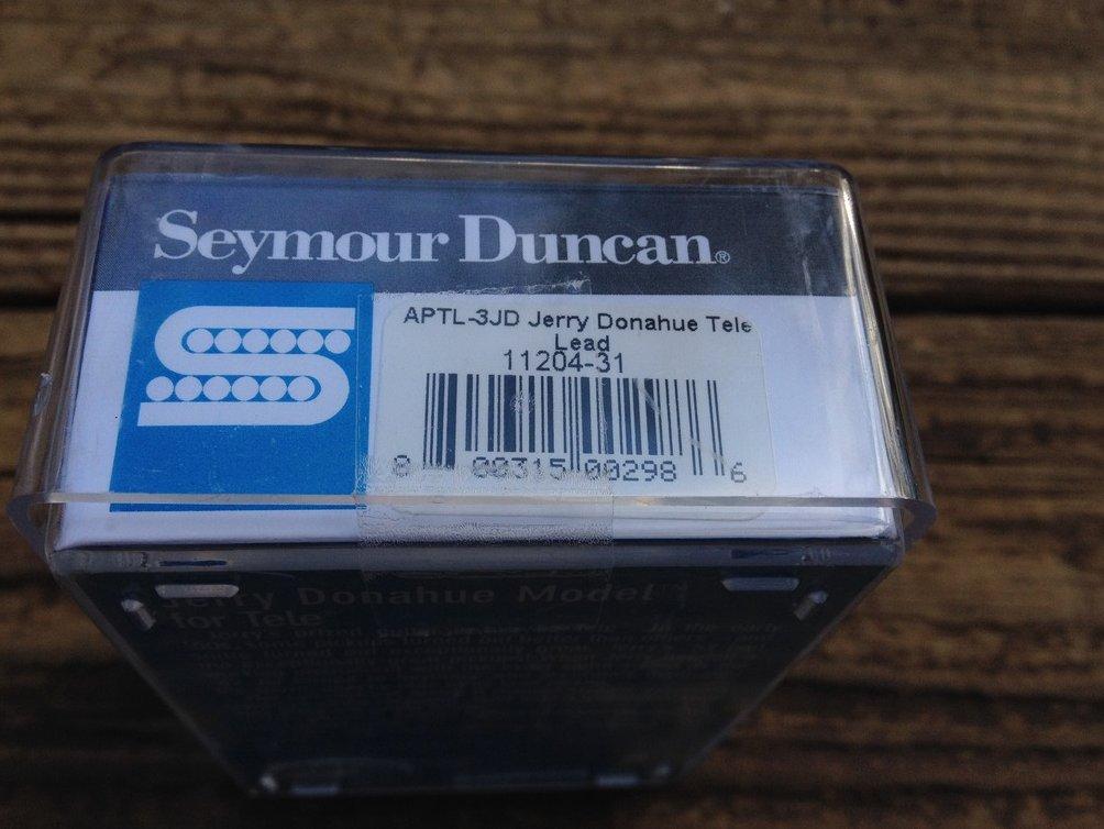 Image 2 of Seymour Duncan APTL-3JD Jerry Donahue Alnico II Tele Pickup Bridge Telecaster