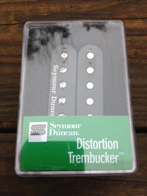Image 3 of SEYMOUR DUNCAN TB-6 Duncan Distortion Trembucker Pickup Balck Bridge Floyd Rose