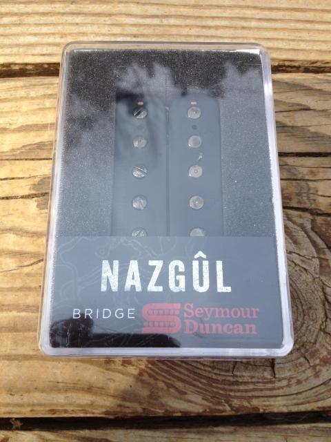 Image 3 of Seymour Duncan Nazgul 6 String Bridge Humbucker TREMBUCKER Pickup BLACk