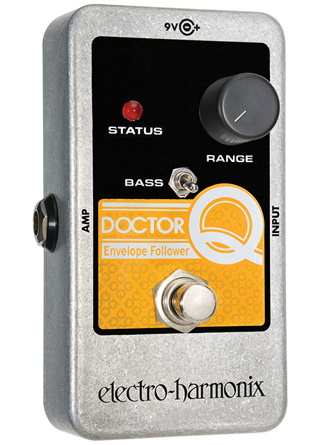 Image 0 of Electro Harmonix Doctor Q  Envelope Filter Guitar Effect Pedal w/ 9V Battery