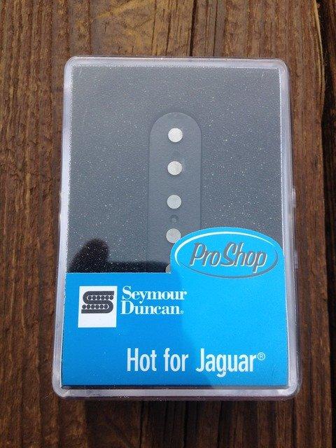Image 3 of Seymour Duncan SJAG-2N Hot Jaguar Neck Pickup for Fender Guitar NEW