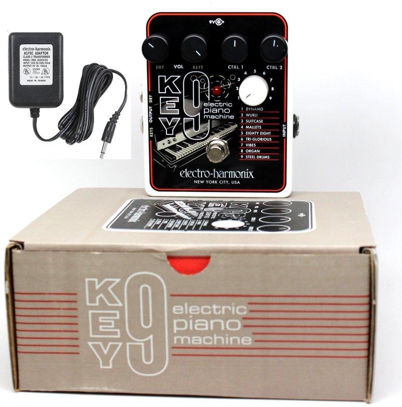 Image 0 of Electro-Harmonix EHX KEY 9 Electric Piano Machine KEY 9 Guitar Pedal