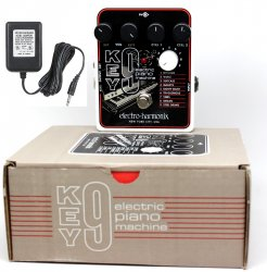 Electro-Harmonix EHX KEY 9 Electric Piano Machine KEY 9 Guitar Pedal