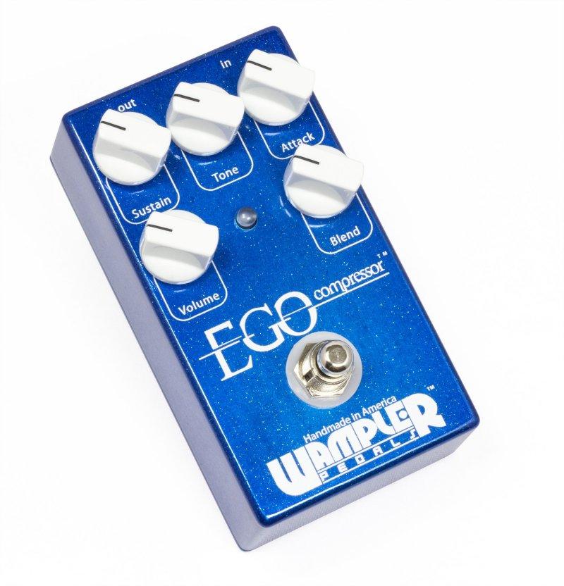 Image 1 of Wampler Ego Compressor Guitar Effect Pedal - Authorized Dealer NEW