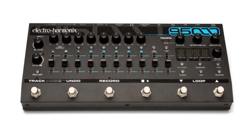 Image 0 of Electro Harmonix 95000 Performance Loop Laboratory Looper Guitar Pedal - NEW