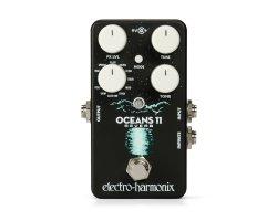 Electro Harmonix Oceans 11 Reverb Multi Effects Pedal