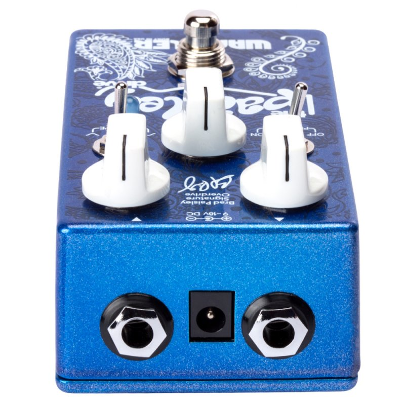 Image 1 of WAMPLER Paisley Drive Overdrive Pedal Brad Paisley Signature V2