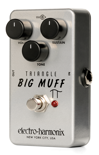 Image 0 of Electro-Harmonix Triangle Big Muff Pi Distortion Sustainer