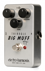 Electro-Harmonix Triangle Big Muff Pi Distortion Sustainer