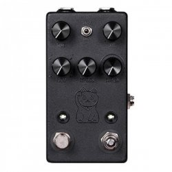 NEW JHS Lucky Cat Delay Pedal Tap Tempo BLACK - AUTHORIZED DEALER