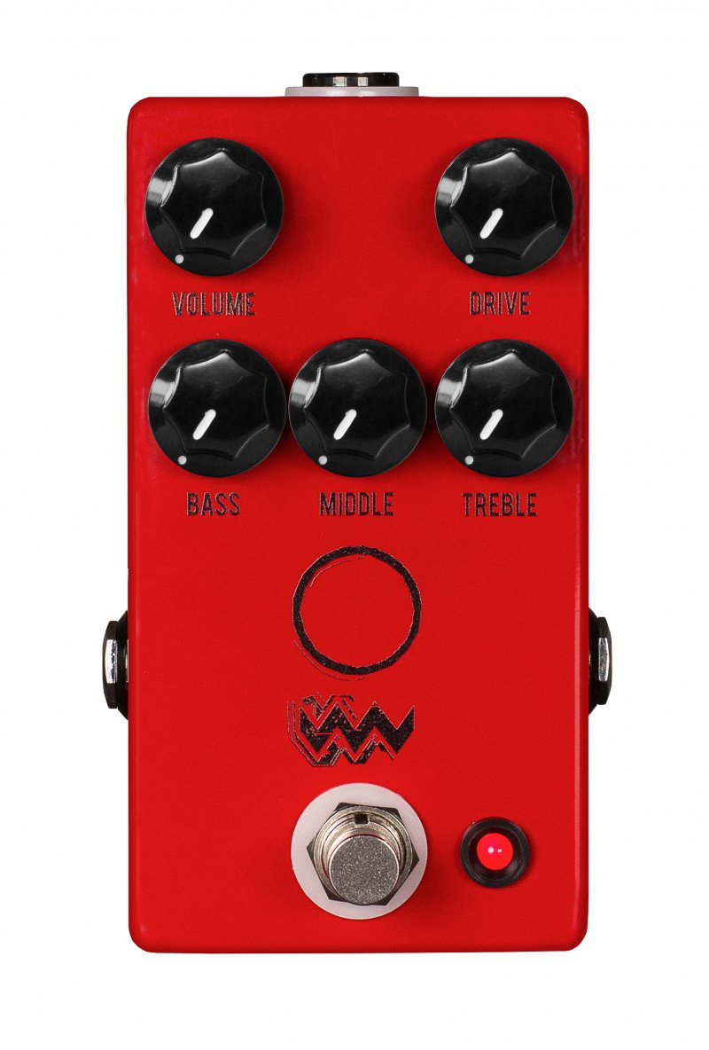 Image 0 of NEW JHS Angry Charlie V3 Overdrive Distortion Pedal - AUTHORIZED DEALER