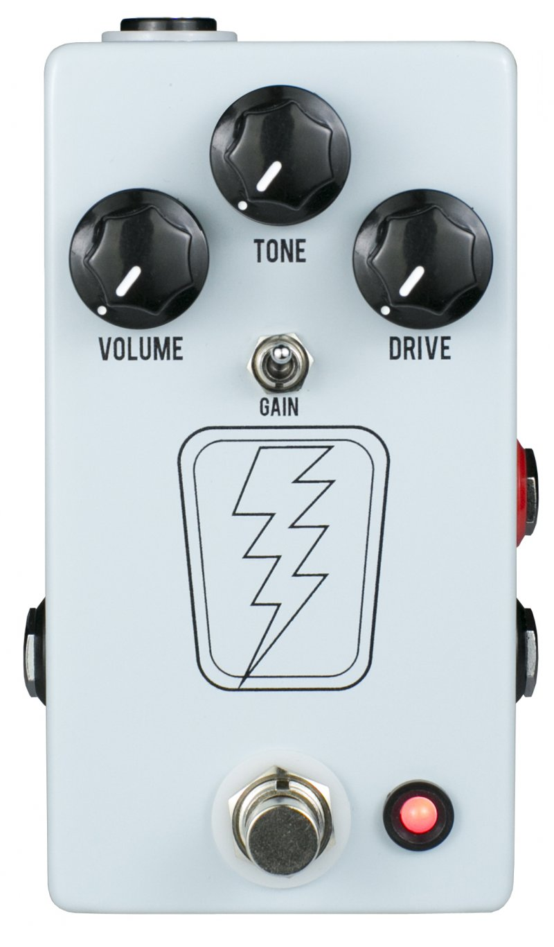 Image 0 of NEW JHS SuperBolt V2 Overdrive Pedal Super Bolt - AUTHORIZED DEALER