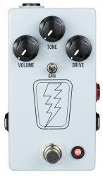 NEW JHS SuperBolt V2 Overdrive Pedal Super Bolt - AUTHORIZED DEALER