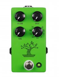 NEW JHS Bonsai Overdrive Pedal 9-Way Tube Screamer - AUTHORIZED DEALER