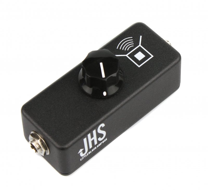 Image 0 of NEW JHS Little Black Amp Box Passive Attenuator Pedal - AUTHORIZED DEALER