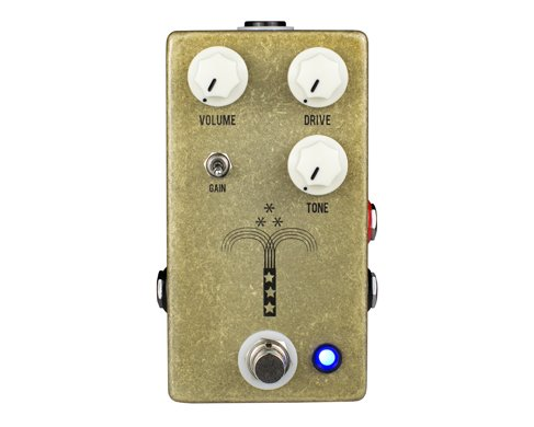Image 0 of NEW JHS Morning Glory V4 Overdrive Pedal - AUTHORIZED DEALER